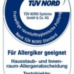 TÜV Nord Prüfsiegel